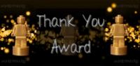 thank you award copyright