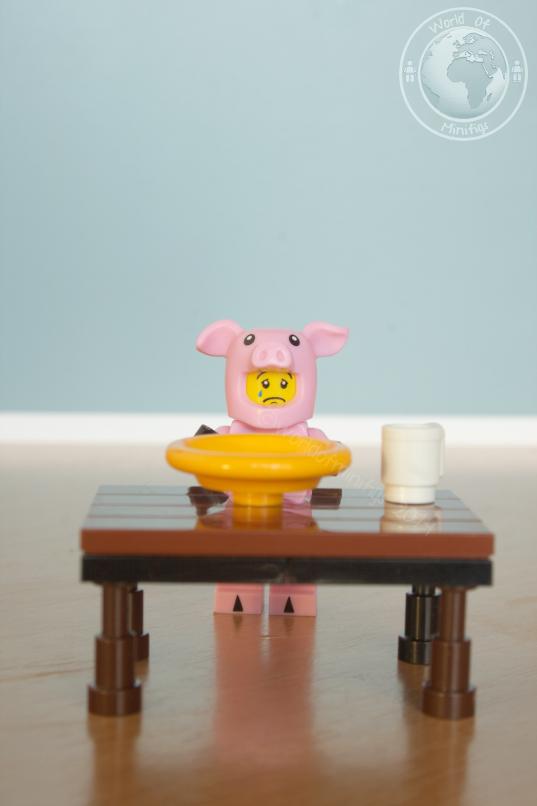 lego; minifigs; minifigure; photography; minifgure; worldofminifigs; world of minifigs; this little piggy