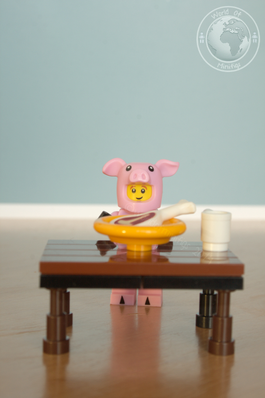 lego; minifigs; minifigure; photography; minifgure; worldofminifigs; world of minifigs; this little piggy