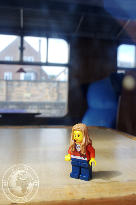 girl on train; books; lego; photography; minifigs; minifigure; worldofminifigs; world of minifigs; book titles;
