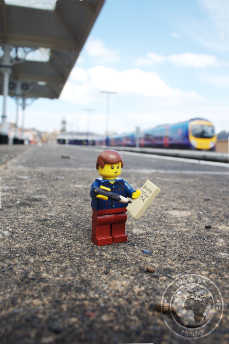 trainspotting; books; lego; photography; minifigs; minifigure; worldofminifigs; world of minifigs; book titles;